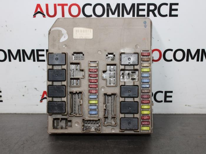 Renault Clio 51 Fuse Box Schema Wiring Diagrams