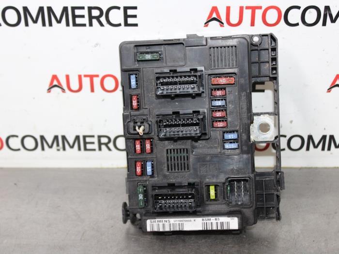 Used Citroen Xsara Picasso (CH) 1.6i 16V Fuse box - 965061848000 -  Autocommerce | ProxyParts.comProxyParts.com
