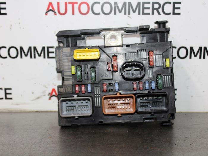 Used Citroen C2 (JM) 1.1 Fuse box - 9659741780 ... on
