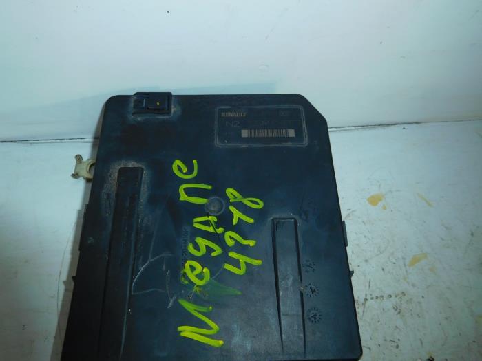 Renault Megane Expression Fuse Box : Used renault megane ii grandtour km dci fuse box