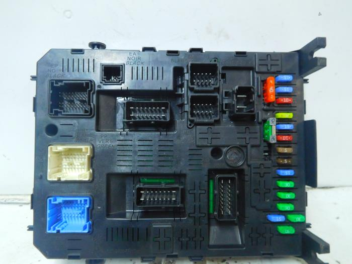 Citroen Berlingo 1 6 Hdi Wiring Diagram - Home Wiring Diagrams on