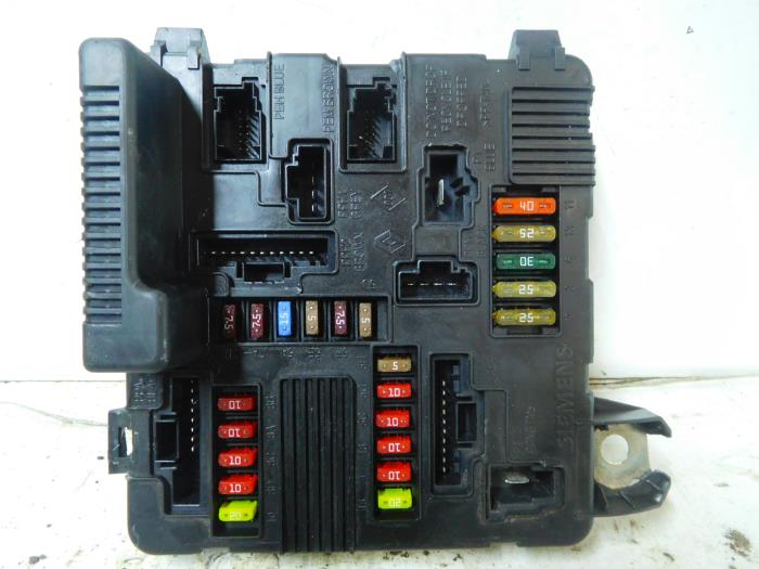 Renault megane fuse box location wiring diagram