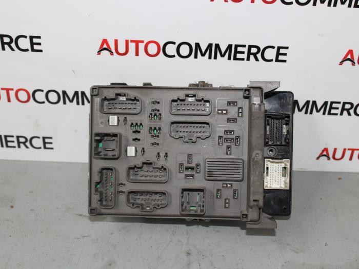 Renault Espace 4 Fuse Box