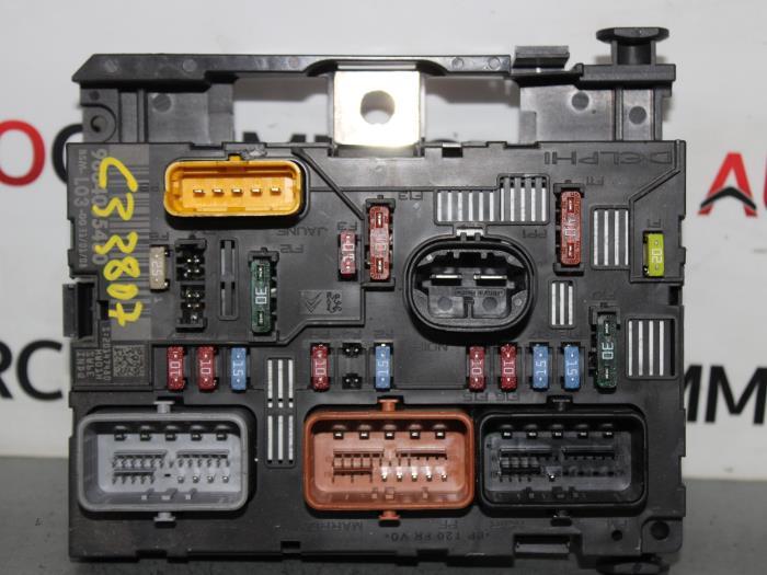 gebrauchte citroen c3 fc fl ft 1 4 hdi sicherungskasten 20147480 autocommerce. Black Bedroom Furniture Sets. Home Design Ideas