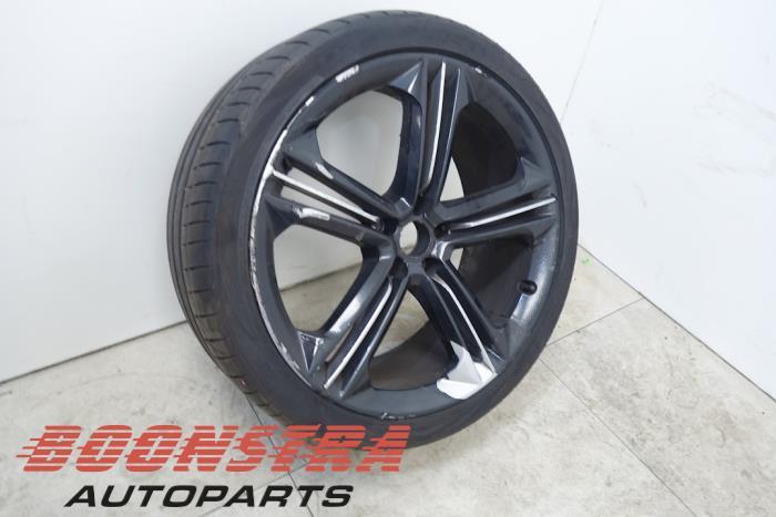 Used Audi A8 4gh 42 Tdi V8 32v Quattro Wheel 4h0601025