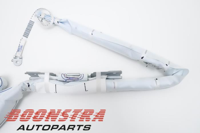 Roof curtain airbag, left from a Mitsubishi Space Star (A0) 1.2 12V 2018
