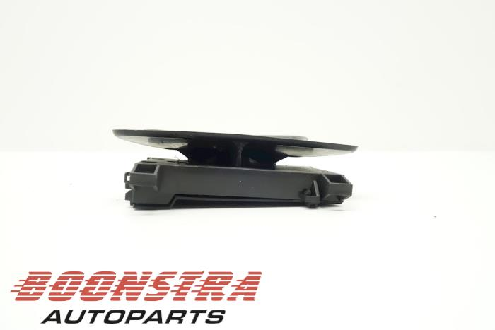 Alarm module from a BMW 5 serie (E60) 530d 24V 2006