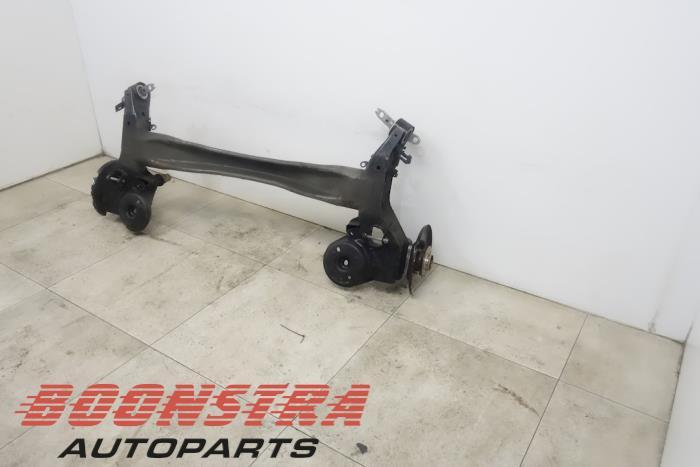 Used Peugeot 308 SW (L4/L9/LC/LJ/LR) 1 6 BlueHDi 120 16V Rear-wheel