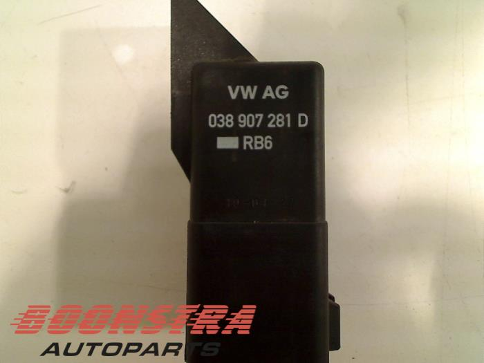 Used Seat Ibiza Iv 6j5 1 6 Tdi 90 Relay 0281003038 Boonstra