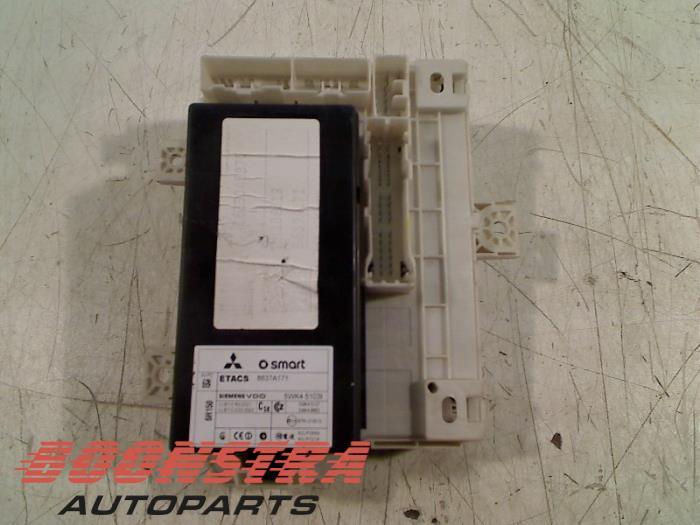 1 used mitsubishi colt (z2 z3) 1 3 16v fuse box 8637a171 fuse box 3 ph at aneh.co