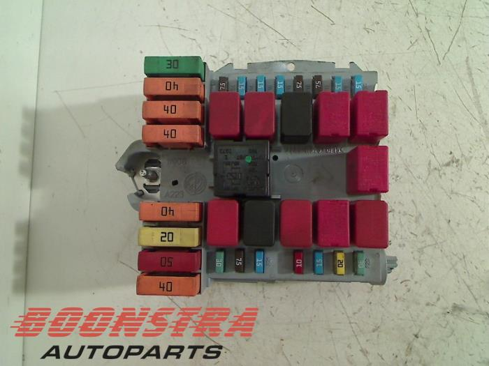 Citroen Jumper Fuse Box : Used citroen jumper u hdi fuse box