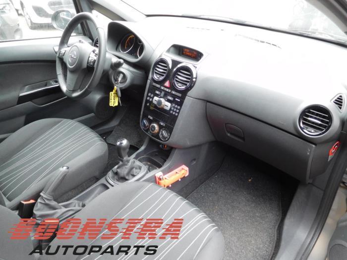 Gebrauchte Opel Corsa D 1.3 CDTi 16V ecoFLEX Verkleidung Set ...