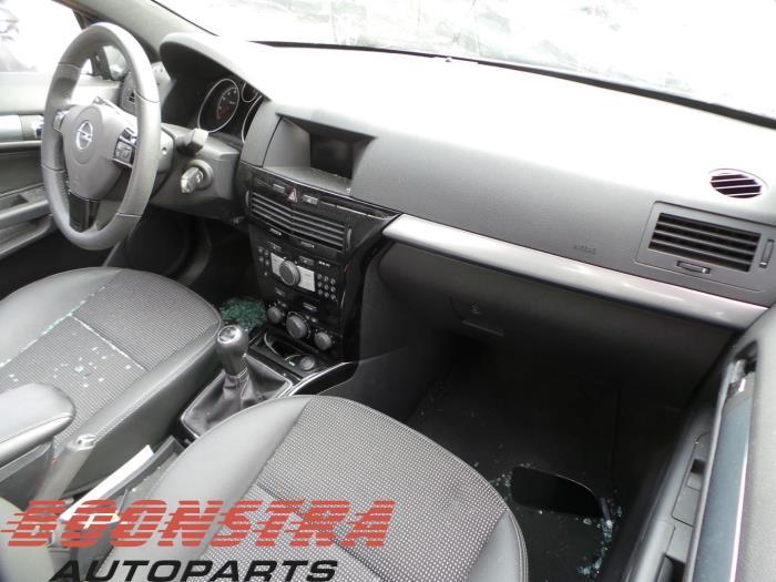 Gebrauchte Opel Astra H Twin Top (L67) 1.8 16V Verkleidung Set ...