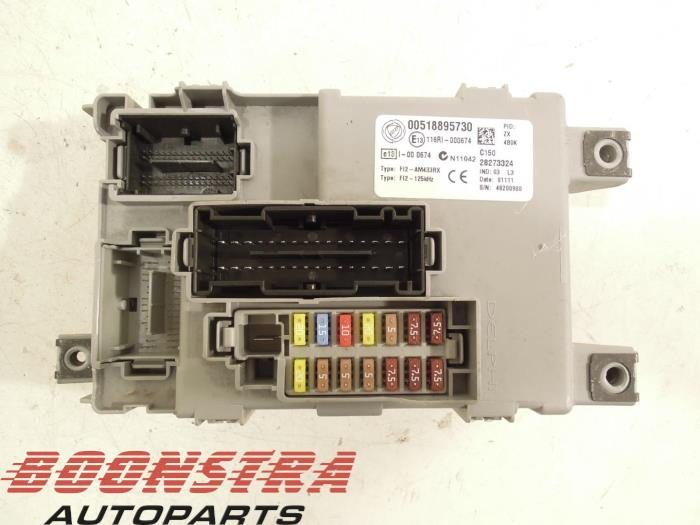 Used Fiat 500 0 9 Twinair 85 Fuse Box