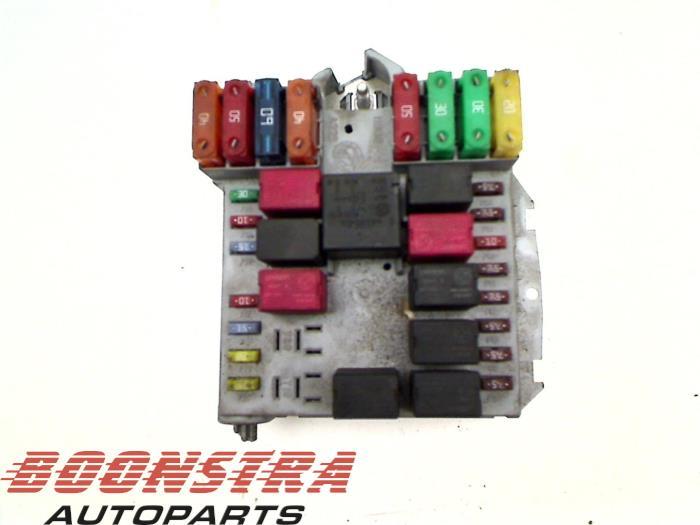 Used fiat bravo fuse box  boonstra autoparts