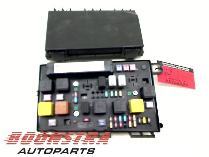 Used Opel Astra H Gtc L08 1 8 16v Fuse Box 13206754 Boonstra Rh Proxyparts Com J