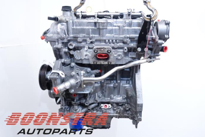 gebrauchte opel astra k 1.4 turbo 16v motor - b1153025dg b14xft