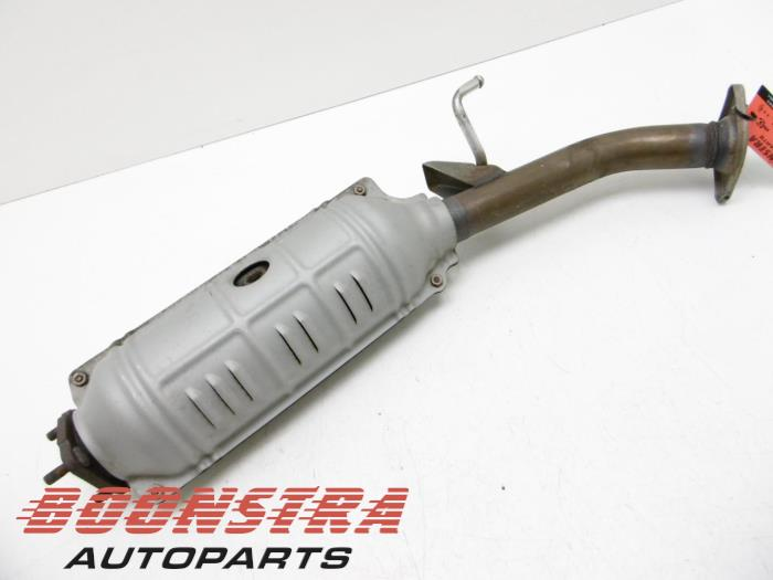 Catalytic Converter From A Honda Civic Fa Fd 1 3 Hybrid 2008
