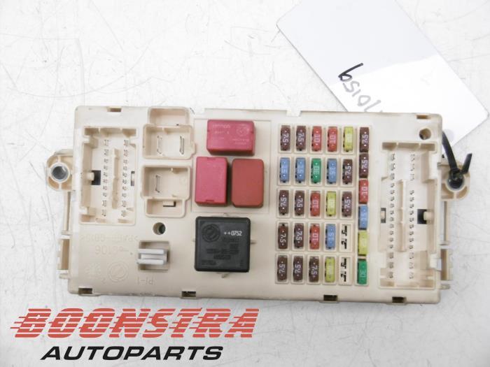 Fuse Box For Fiat Ducato