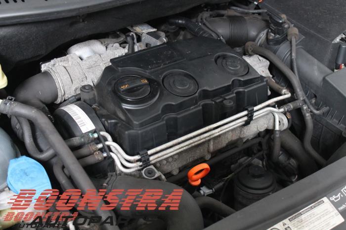 Used Volkswagen Caddy III (2KA,2KH,2CA,2CH) 1 9 TDI Engine