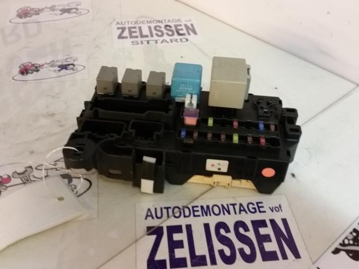 Used Daihatsu Sirion 2 (M3) 1.0 12V DVVT Fuse box ... on