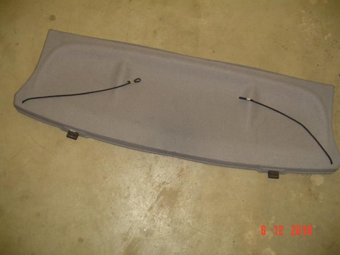 Parcel shelf from a Daewoo/Chevrolet Matiz/Spark 0.8 S,SE 1999