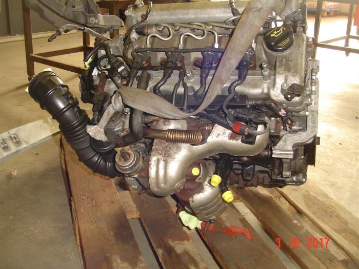 Used Hyundai Getz 1 5 CRDi 16V Engine - D4FAL - Heinhuis auto
