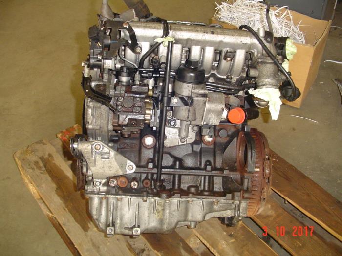 Used Hyundai Getz 1 5 CRDi 16V Engine - D4FAL - Heinhuis
