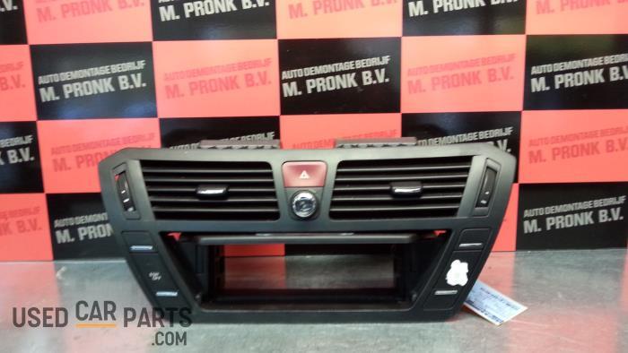 Used Citroen C4 Picasso Dashboard vent - Autodemontage M