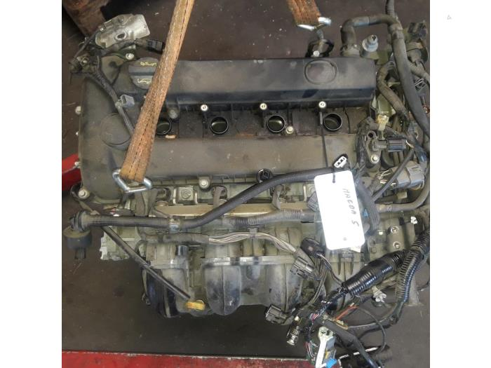 mazda 5 2007 engine