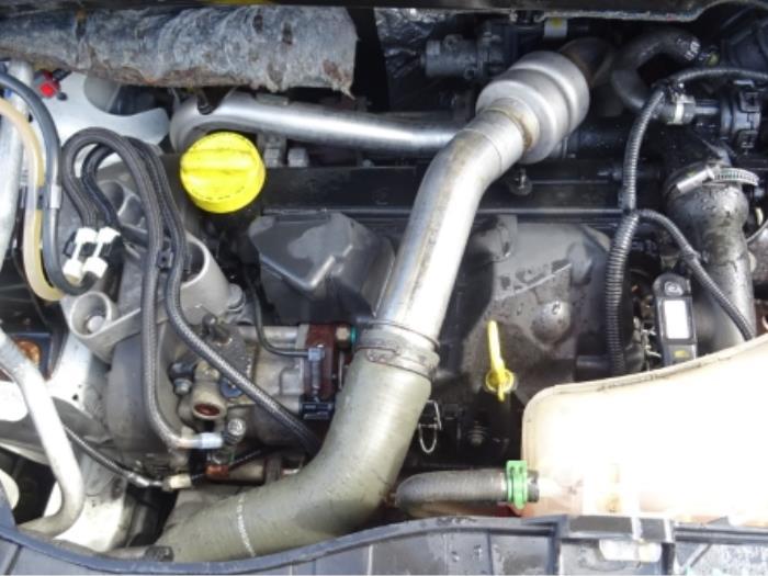 Used Renault Kangoo Engine - 8201246258 K9K802 - BONGERS AUTO