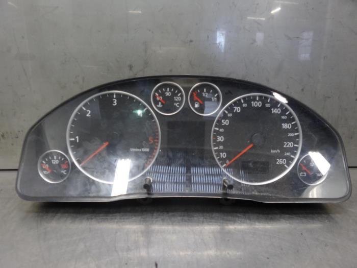 Used Audi A6 4b2 25 Tdi V6 24v Odometer Km 4b0920933gv