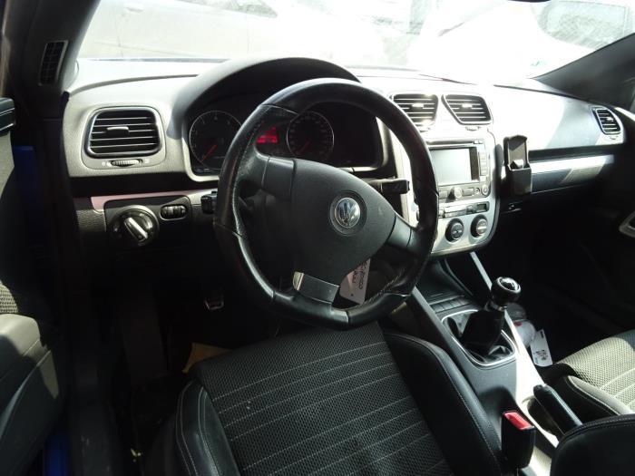 Kit+module airbag d'un Volkswagen Scirocco 2009