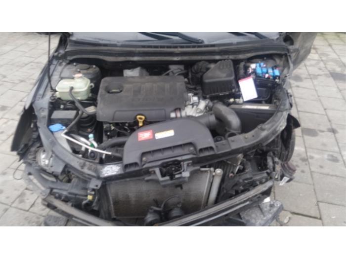 Used Hyundai i30 Crosswagon (WWH) 1 6 CRDi 16V VGT LP Engine