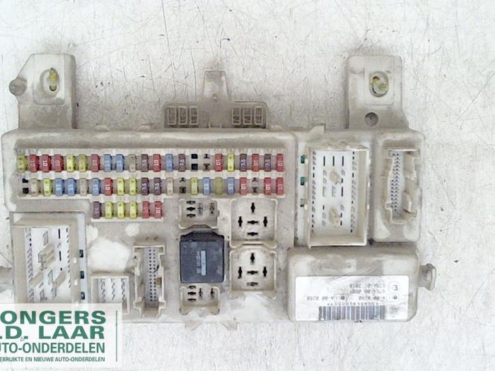 Used ford focus fuse box m t a df bongers auto onderdelen