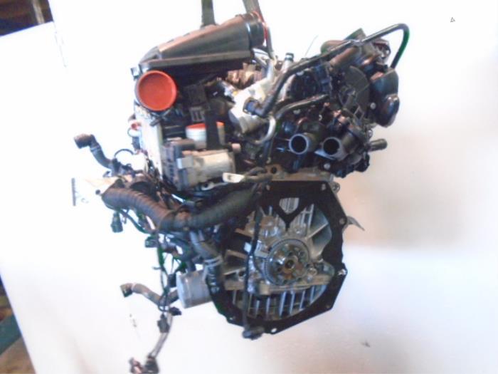 Used Audi A3 Sportback (8VA/8VS) 1 4 TFSI 16V e-tron Engine - CUK