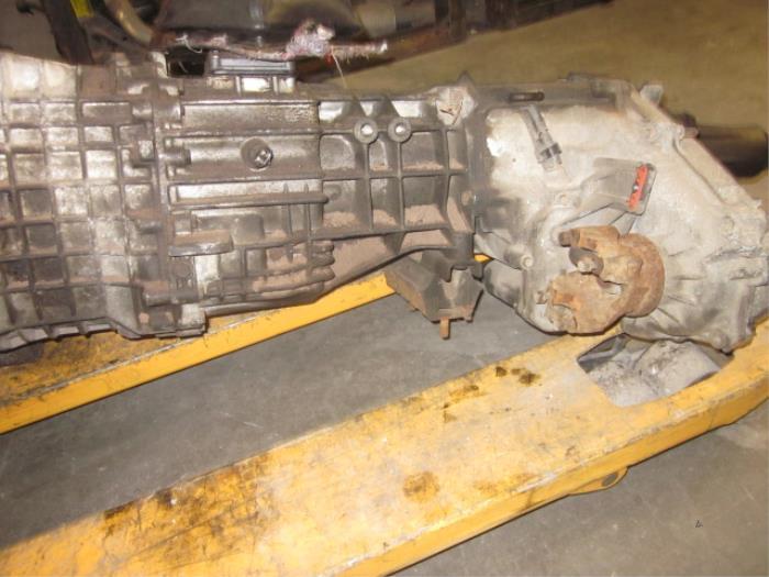 Used Chevrolet Blazer 43 4x4 Gearbox Brooks Demontage
