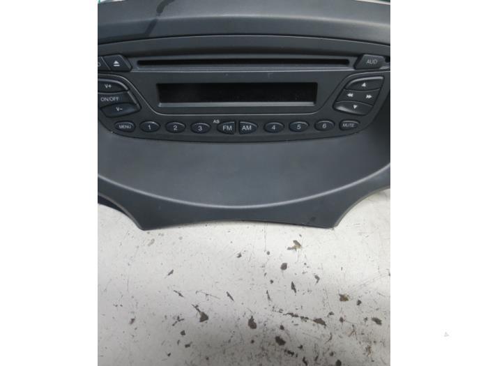 Radio Cd Player From A Ford Ka Ii