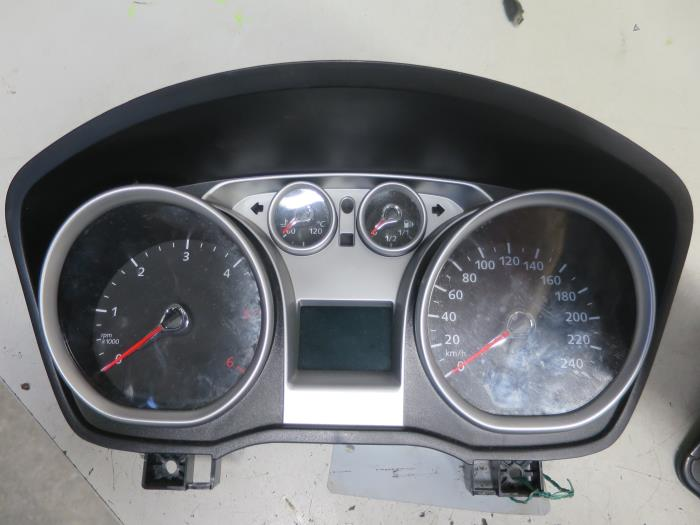 Instrument Panel From A Ford Focus Used