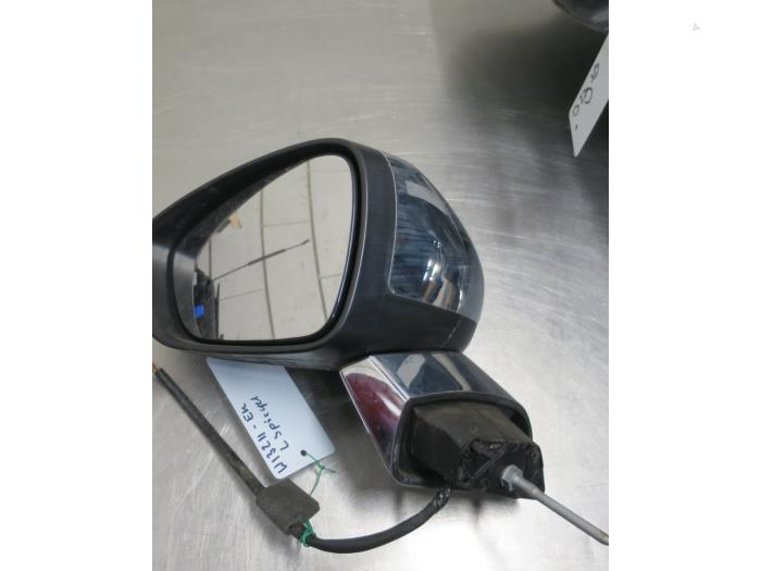 used citroen ds3 sa 1 4 hdi wing mirror left. Black Bedroom Furniture Sets. Home Design Ideas