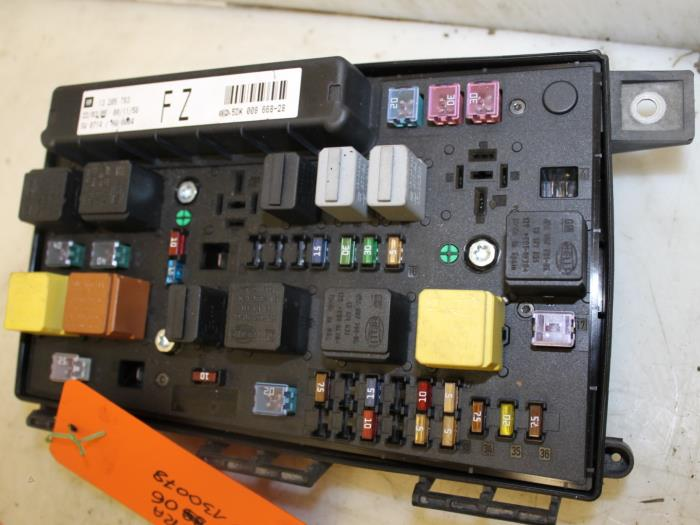 0 used opel astra h (l48) 1 3 cdti 16v ecotec fuse box 015349211 fuse box customer support number at mifinder.co