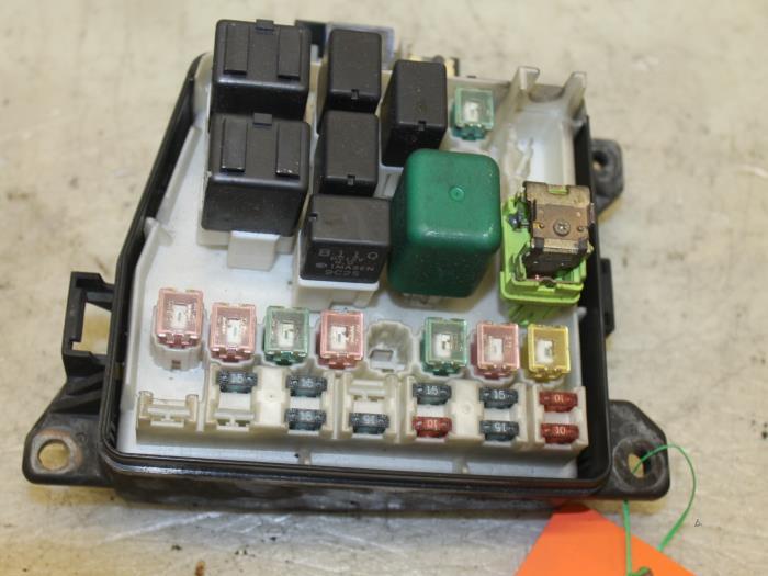 Used Mazda 323 Fastbreak Bj14 20 Dtid 16v Fuse Box Van Gils Rhproxyparts: Mazda 323 Fuse Box At Gmaili.net