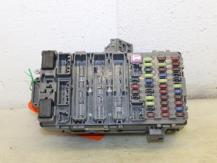 Used Honda Civic (FA/FD) 1.3 Hybrid Fuse box ... on