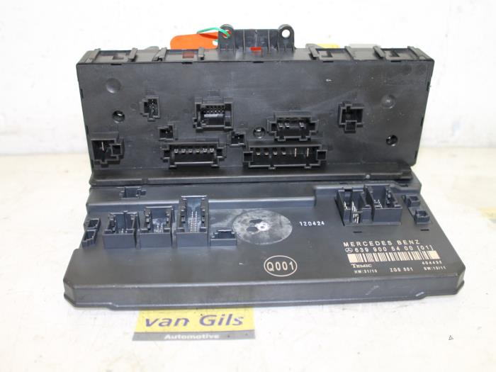 2 used mercedes vito (w639) 2 2 113 cdi 16v euro 5 fuse box mercedes vito w639 fuse box location at creativeand.co
