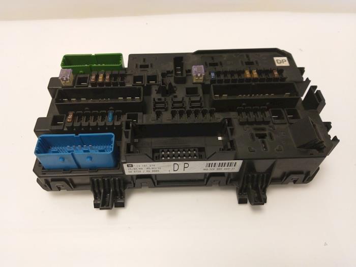 used opel astra h l48 1 7 cdti 16v fuse box 13181278 van gils rh proxyparts com fuse box opel astra h opel astra 2004 fuse box location
