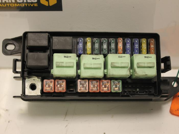 Used mini one cooper r v fuse box