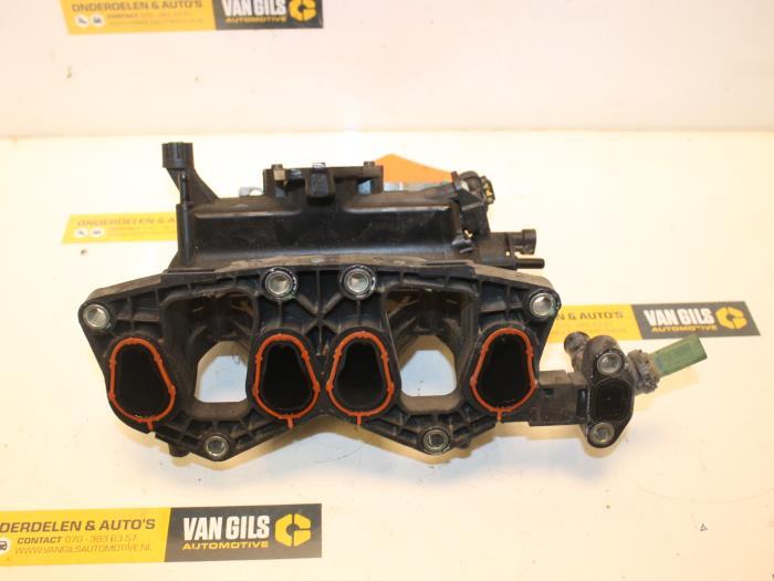 Used Fiat Panda (169) 1 2 Fire Intake manifold - 188A4000 - van Gils