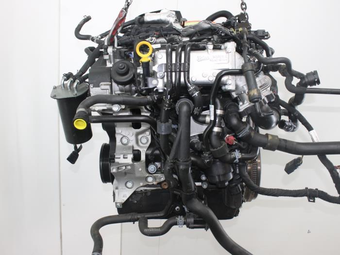 used volkswagen golf vii aua 2 0 tdi 16v engine crbcrbc van rh proxyparts com TDI Volkswagen Diesel Engines Volkswagen TDI Engine Life