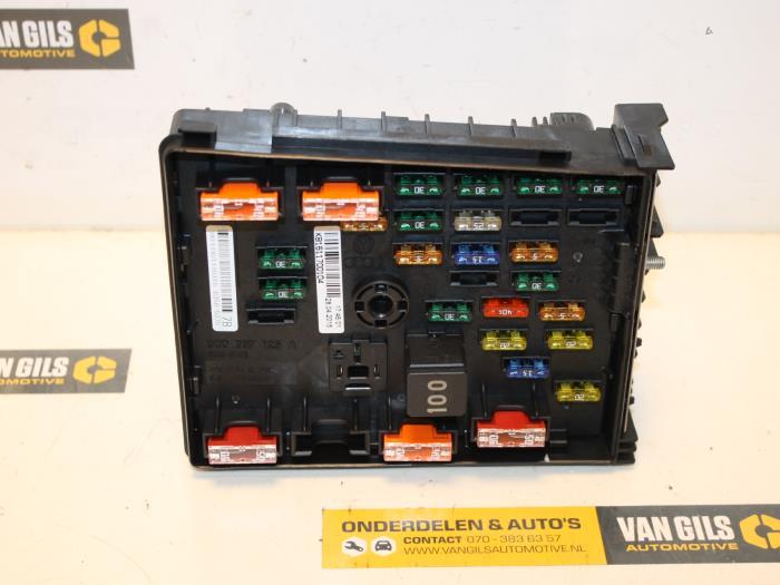 used volkswagen sharan fuse box 3c0937125a van gils automotive rh proxyparts com vw sharan 2012 fuse box vw sharan fuse box diagram