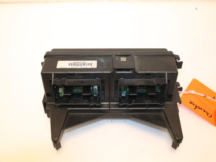 fuse box from a jeep grand cherokee (used)